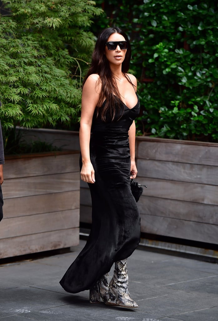 Kim Kardashian Best Outfits 2016 Popsugar Fashion