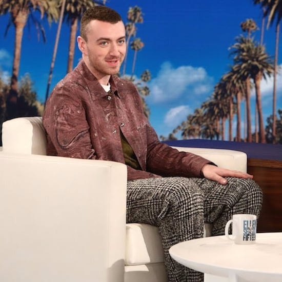 Sam Smith Talks About Being in a Relationship on Ellen 2017