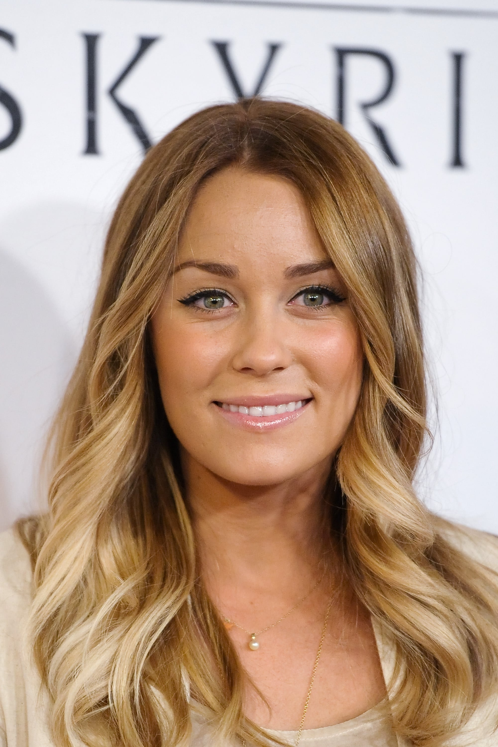 LC debuted lighter locks for the party.