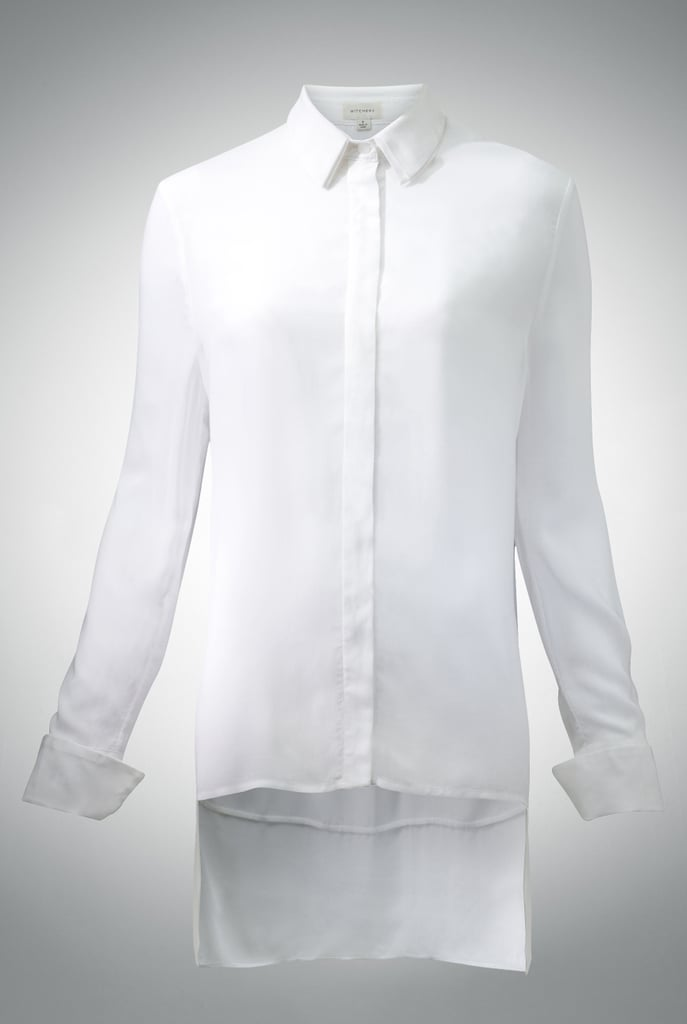 Shirt, $99.95, Witchery