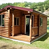 The Birdwatcher: Prefabricated Cabin