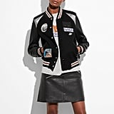 This Space Varsity Jacket ($895) will take your #OOTD to new heights.
