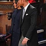 الأمير هاري وميغان ماركل في زفاف الأميرة يوجيني