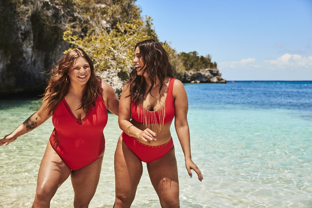 Ashley Graham and Her Sister, Abigail, Star in the Summer 2019 Swimsuits For All Campaign