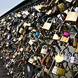 Leave a Love Lock Somewhere