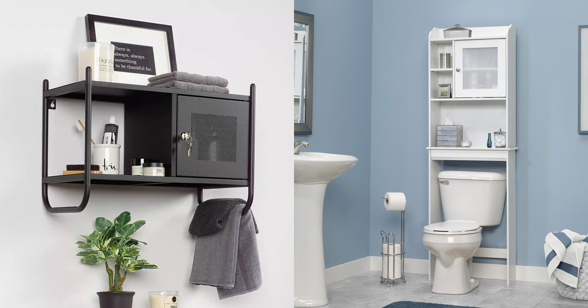 Dreaming of a Bigger Bathroom? These Space-Saving Furniture Pieces Are What You Need
