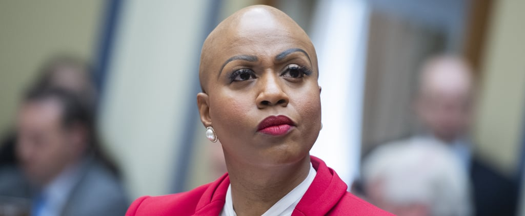 Ayanna Pressley Shares Powerful Story Behind New Congress ID