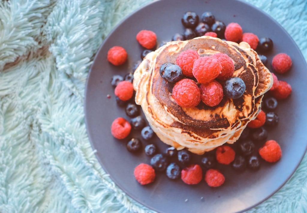 Whip up a fancy breakfast.