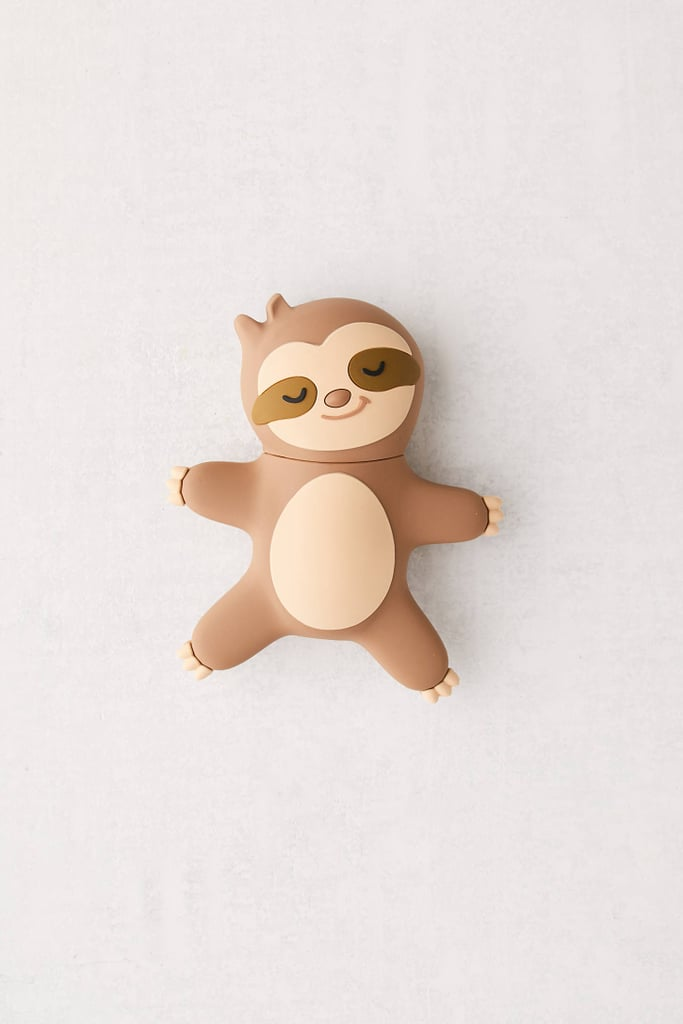 MojiPower Lazy Sloth Portable Power Bank