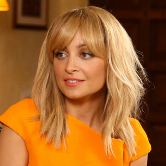 Nicole Richie on NBC's Fashion Star