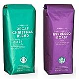 Starbucks® Vintage 2015 Christmas Blend Coffees ($15 each)