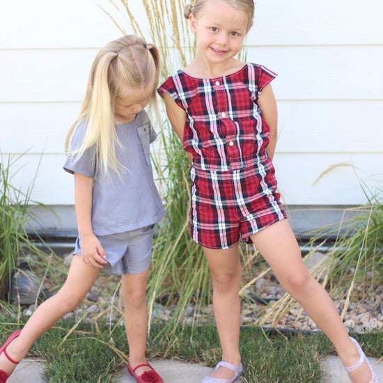 Mom Transforms Shirts into Dresses