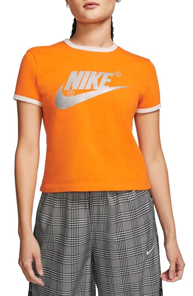 Nike x Olivia Kim NRG Futura Logo Tee