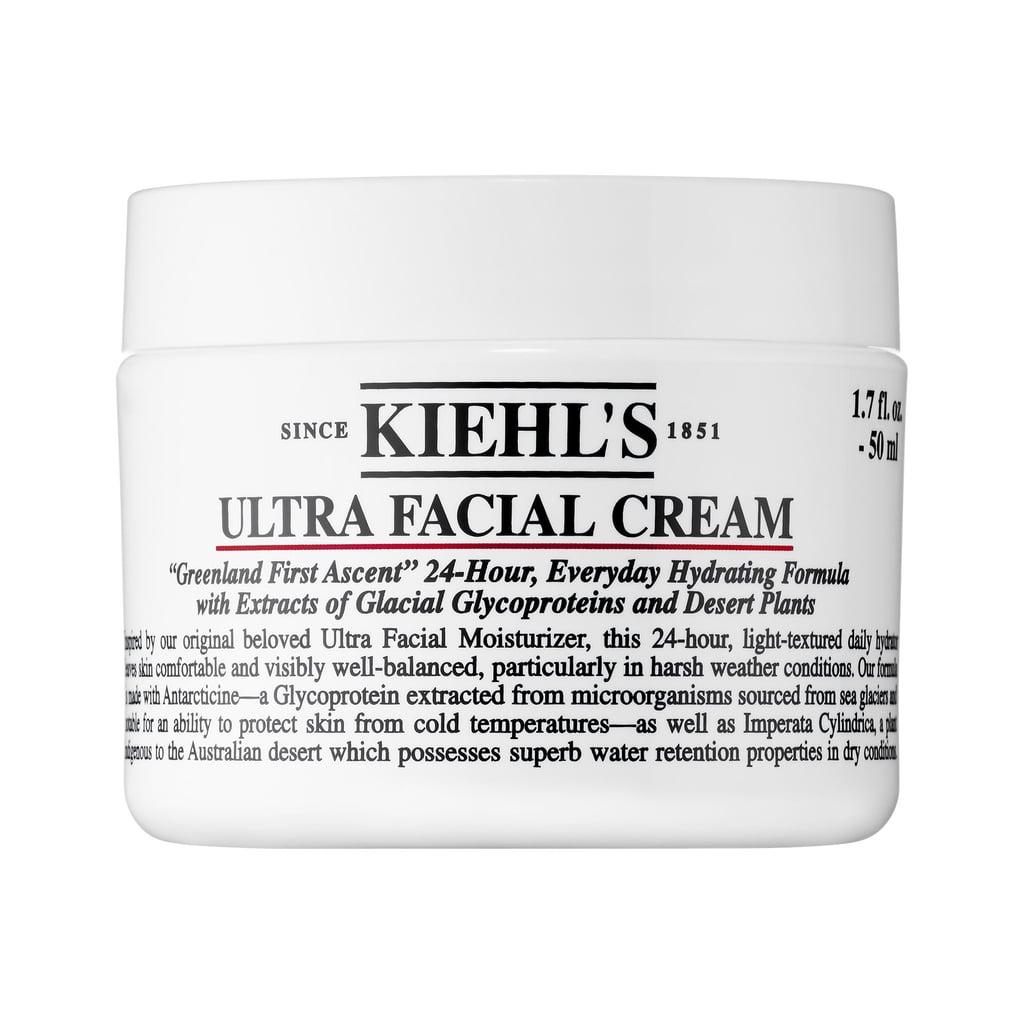 kiehl cream Ultra facial