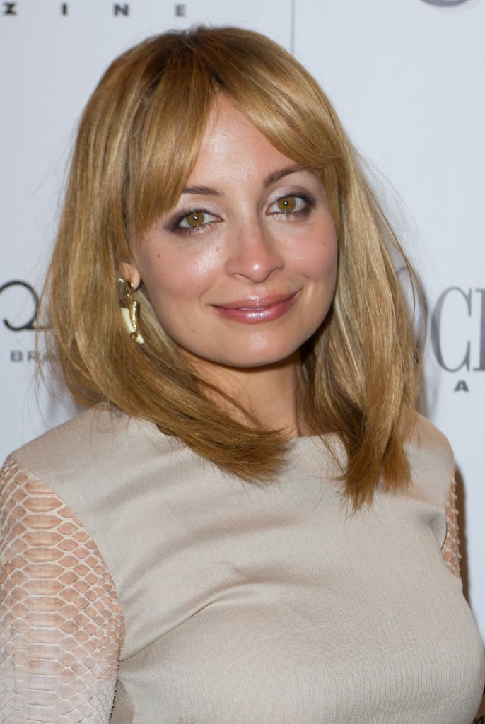Nicole Richie looked lovely for an Ocean Drive magazine party.