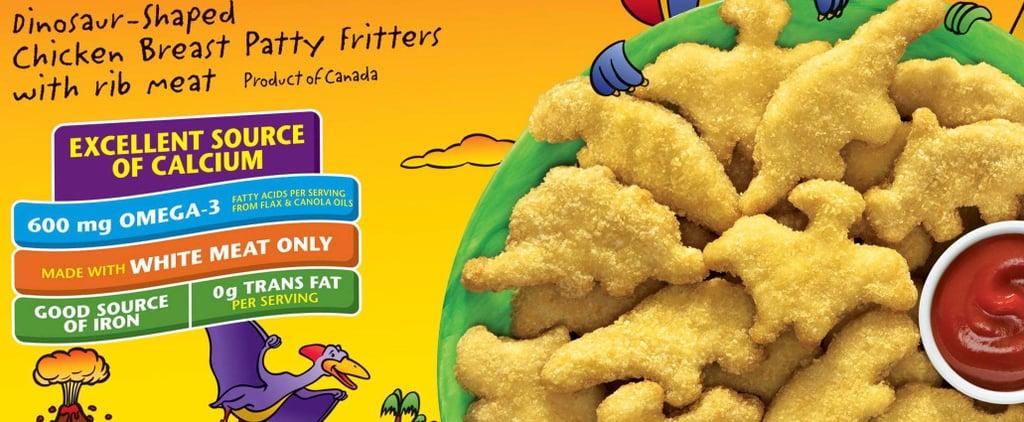 Recall Alert! Dinosaur Chicken Nuggets May Contain Undeclared Allergens