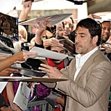 Javier Bardem Gets a Star on Hollywood Walk of Fame | Photos