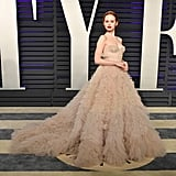 Madelaine Petsch at the 2019 Vanity Fair Oscars Party