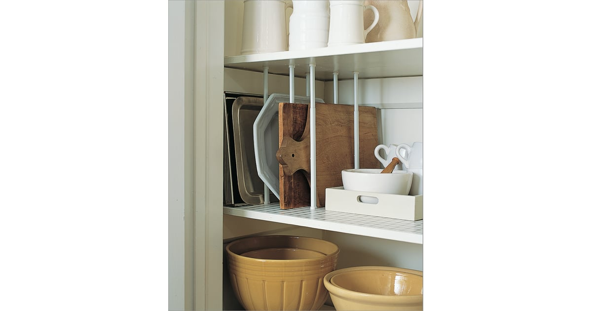 Tension Rod Dividers The Best Home Organizing Products