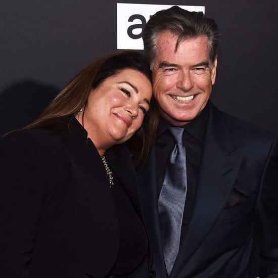 Pierce Brosnan and Wife Keely on the Red Carpet April 2017