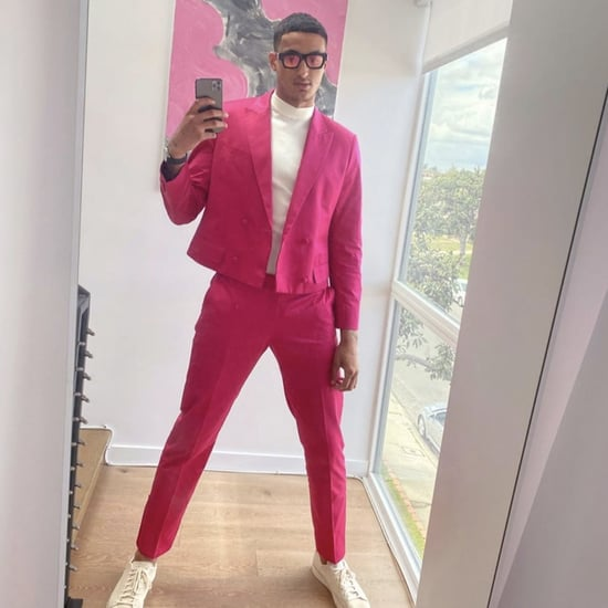 This NBA Player's At-Home Outfits Have Been Too Cool