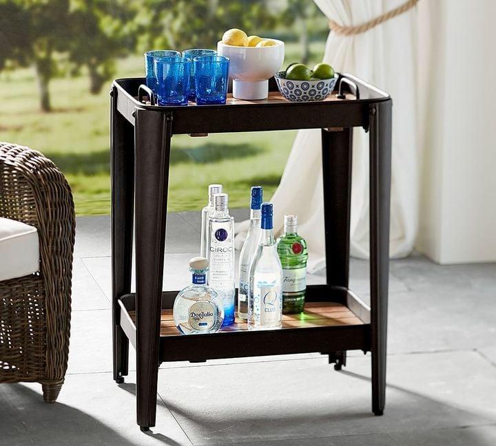 Tolland Bar Cart ($374)
