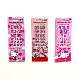 Hello Kitty Nail Decals Kawaii Nail Wraps