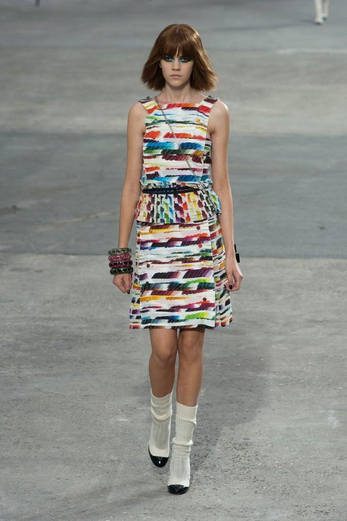 Chanel Spring 2014