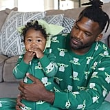 Hanna Andersson Baby Yoda Pajamas For Kids and Adults