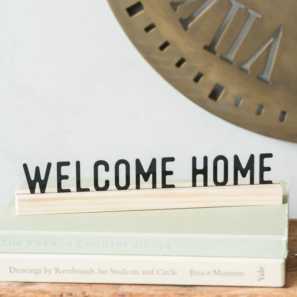 Welcome Home One Liner