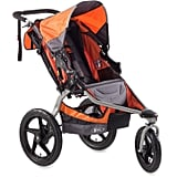 For a new dad who wants to run with baby, consider investing in this Bob Revolution SE Stroller ($399) that is ideal for jogging.