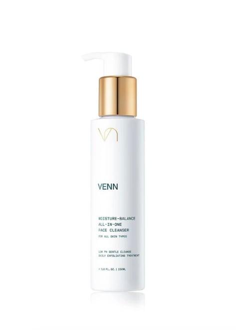 Venn Moisture Balance All-in-One Face Cleanser