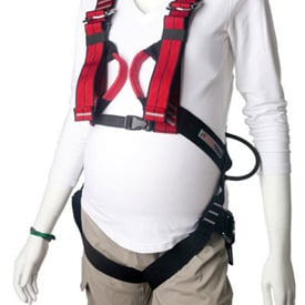 Maternity Mountain Climbing Harness