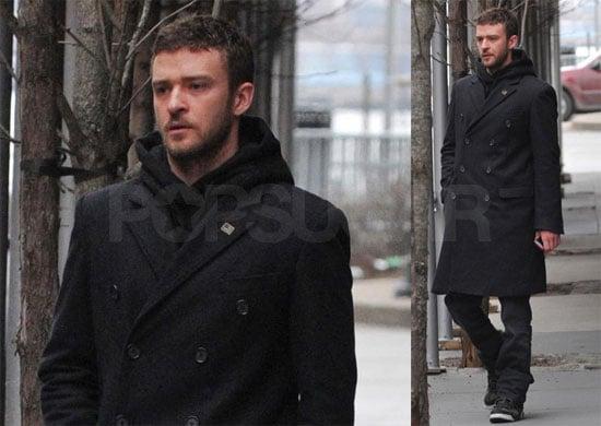Justin Timberlake in NYC