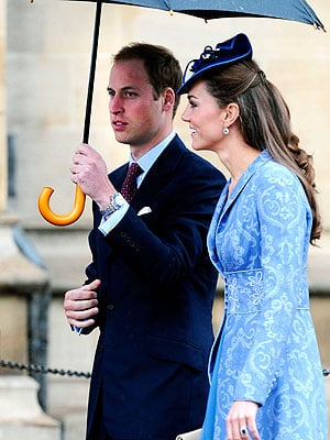 Prince William and Catherine Mark Prince Philip's 90th Birthday