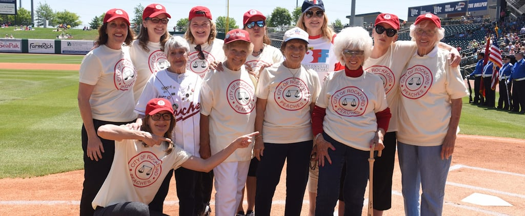 The Cast of A League of Their Own Reunites 25 Years Later