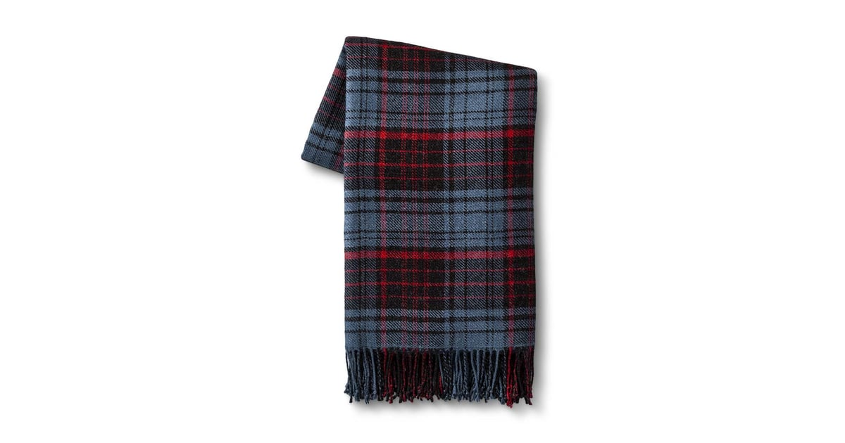 9455f09a77 Hearth   Hand with Magnolia Throw Blanket in Holiday Plaid ( 30 ...
