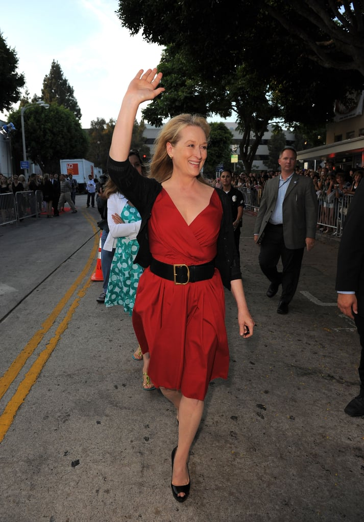 "Photos of the ""Julie and Julia"" Premiere in LA"