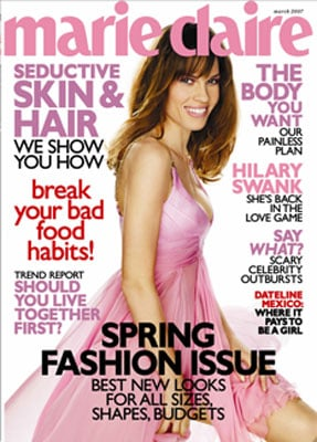 Hilary Swank Talks Life and Love