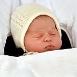 Take a Closer Look at England's New Princess!