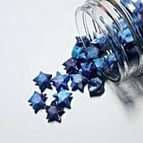 Starry Night Origami Stars
