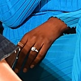 Issa Rae's Engagement Ring