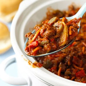 Slow Cooker Recipe For Spicy Sloppy Joes