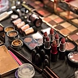 Lauren Conrad's Backstage Makeup (Exclusive Photo!)