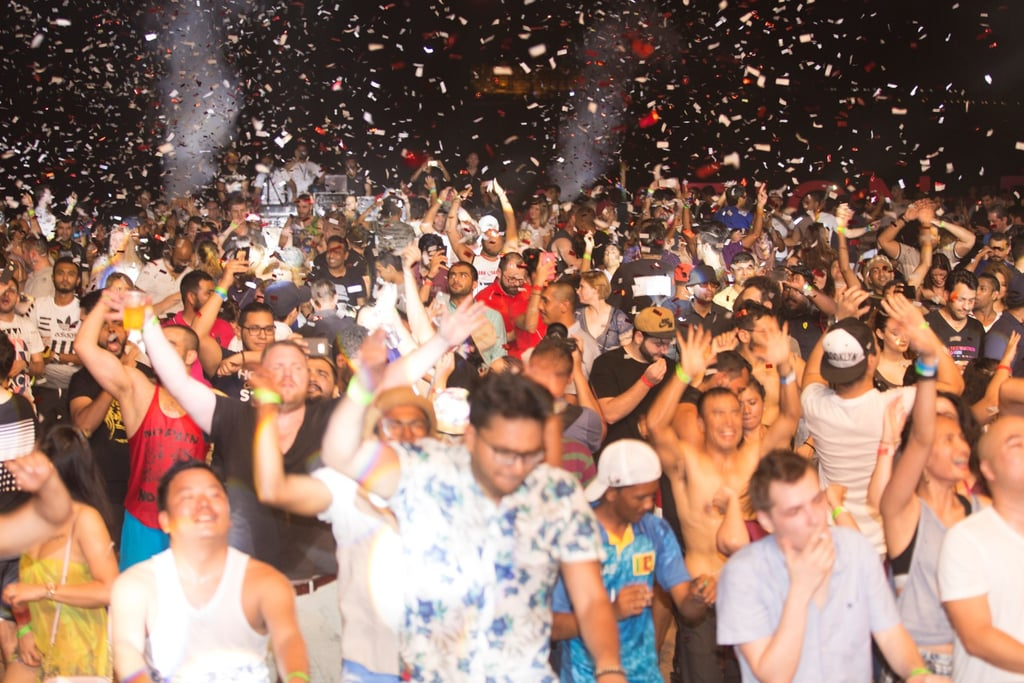 Ras Al Khaimah's Destination Dawn Party Pictures