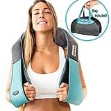 Shiatsu Back Shoulder & Neck Massager With Heat