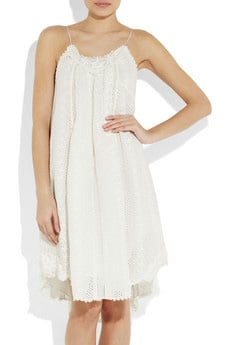 A big part of me firmly believes I belong in the relaxed, beach vibe of Byron Bay and this dress totally appeals to that side of me. Love a bit of pretty anglaise — especially when it's via Zimmermann. — Gen, Associate Editor. Dress, approx $439, Zimmermann at Net-a-Porter