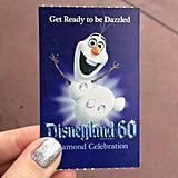Look out for Disney sweepstakes.