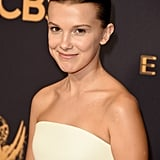 Millie Bobby Brown Looks Like a Pretty Ballerina at the 2017 Emmys