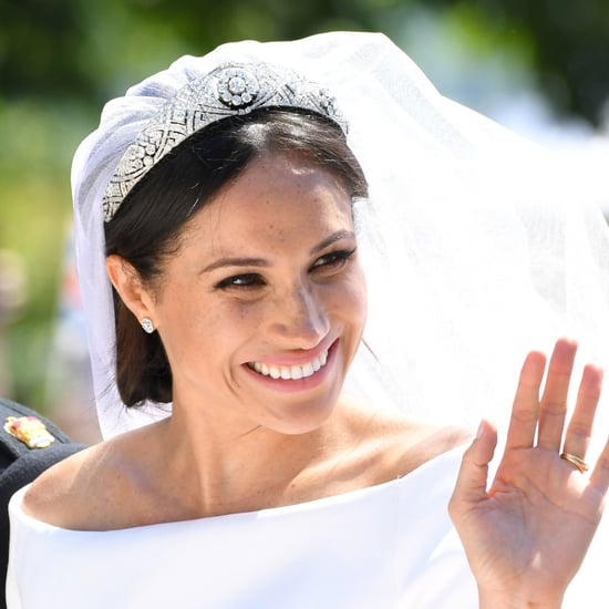 Meghan Markle Wedding Tiara